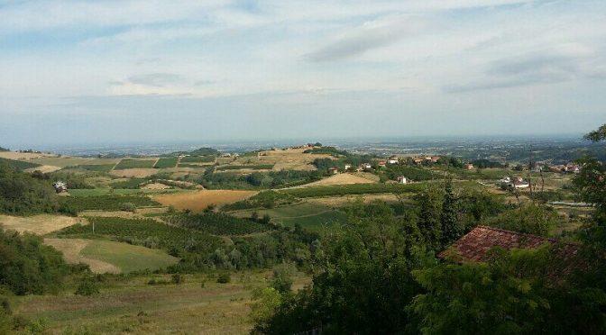 Montemarzino…le colline del Tortonese che non mi aspettavo