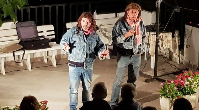 """A Ponzone i """"Soggetti Smarriti"""" ed Enzo Paci"""