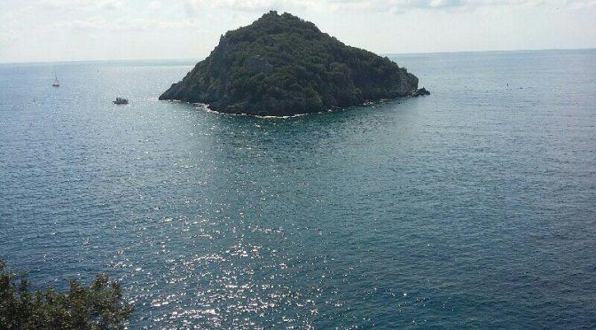 Bergeggi island