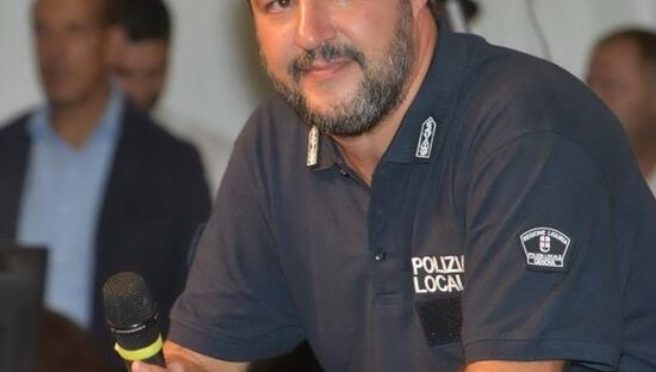 Salvini:stai a vedere che aveva calcolato tutto,da grande stratega