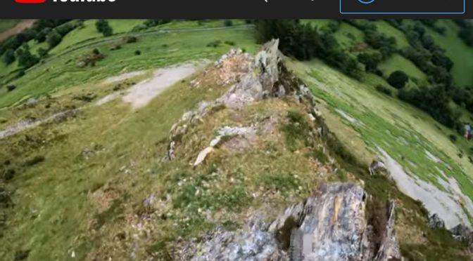 Impressionante:la caduta di Gee Athertone