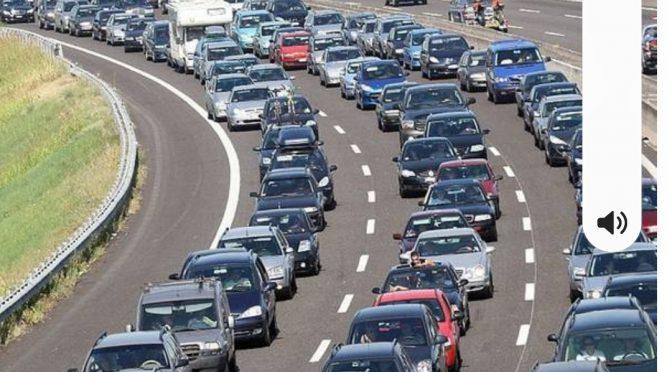 Autostrade:è arrivato il cashback per i ritardi causati da cantieri